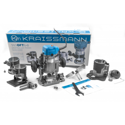 Фрезер KRAISSMANN 910 OFT 6-8 (4b)