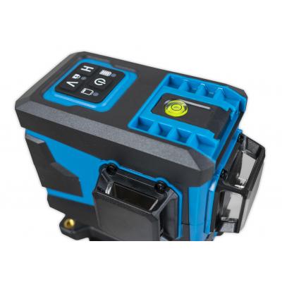 3D Лазерный нивелир KRAISSMANN 12 3D-LLG 25 RG Pro