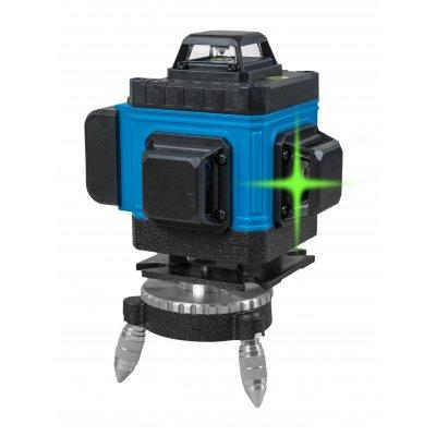 4D Лазерный нивелир KRAISSMANN 16 4D-LLA 25 RG Professional