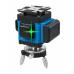 3D Лазерный нивелир KRAISSMANN 12 3D-LLA 25 RG Professional