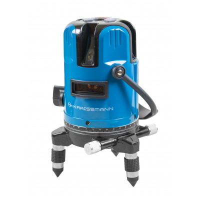 Лазерный нивелир KRAISSMANN 5 LL 30G