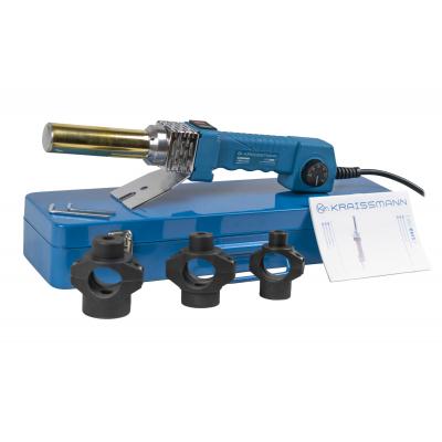 Паяльник для пластиковых труб KRAISSMANN 1350 EMS 3