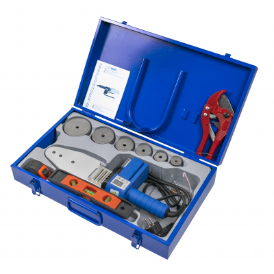 Паяльник для пластиковых труб KRAISSMANN 1500 EMS 6
